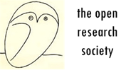 Logo of the Open Research Society